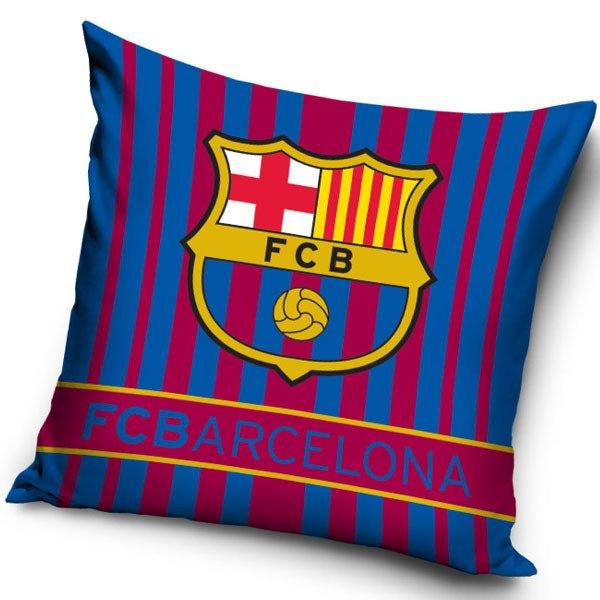 Párnahuzat FC Barcelona FCB17 1050 40x40 cm