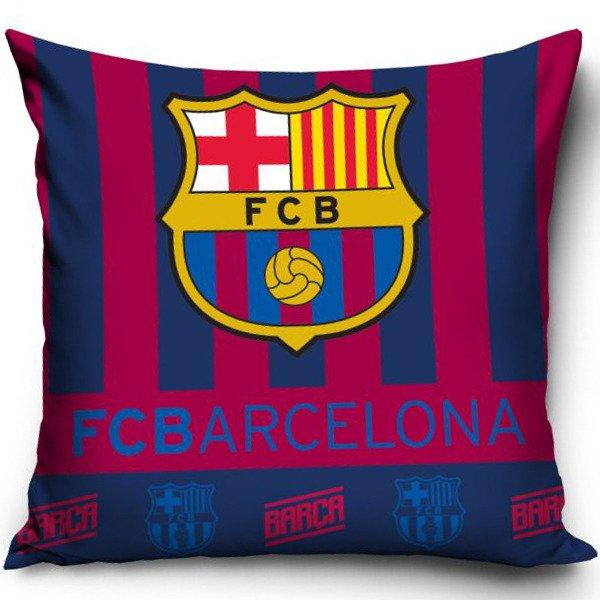 Párnahuzat FC Barcelona FCB8018 40x40 cm