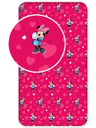 Pamut lepedõ Disney Minnie Mouse 17 90x200 cm